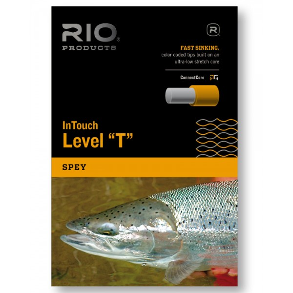 """RIO InTouch Level """"T"""" ConnectCore Tungsten Shooting Heads"""