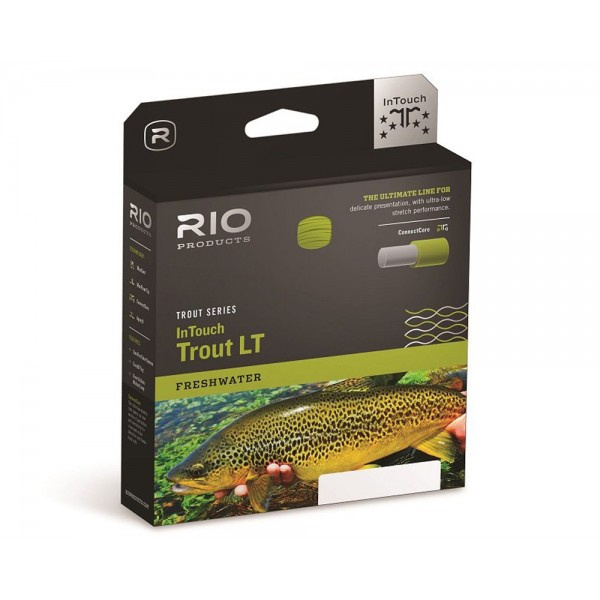 RIO InTouch, Trout LT (WF) Fly Line