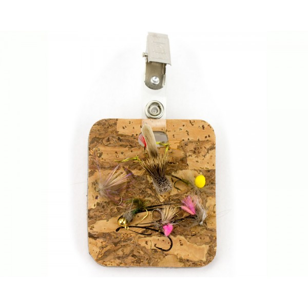 Cork Magnet Fly Patch