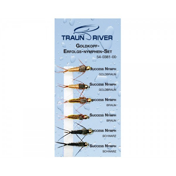 TRAUN RIVER Bead Head Success Set