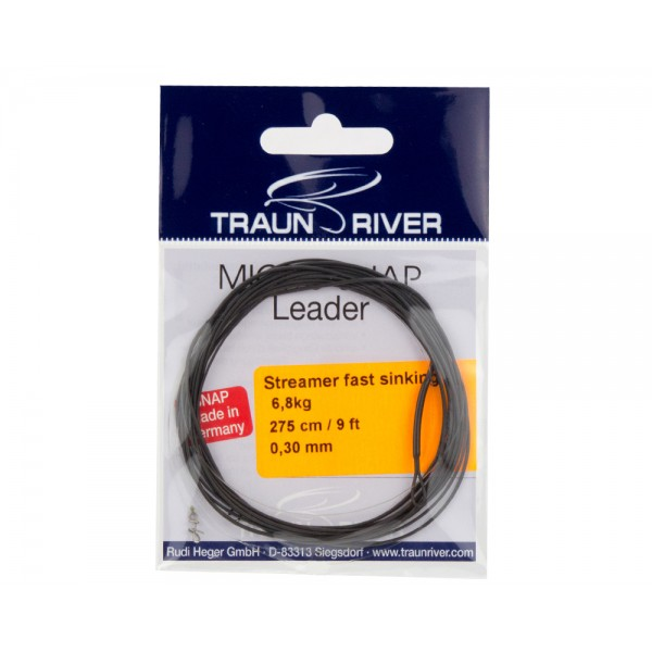 Micro Snap Streamer Fast Sinking Leader