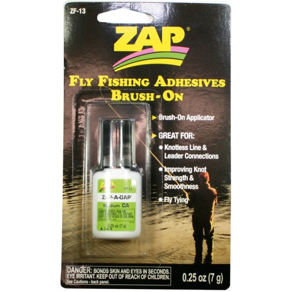 Zap-A-Gap Brush-On Adhesive