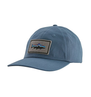 Patagonia Fitz Roy Trout Patch Trad Cap woolly blue