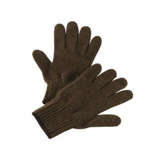 Buffalo Gold Bison Down Gloves / Full-Fingered