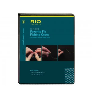 DVD Favorite Fly Fishing Knots (RIO)