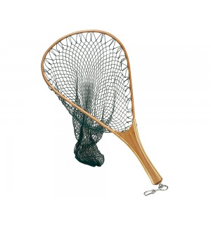 Wood Landing Net Sea Trout