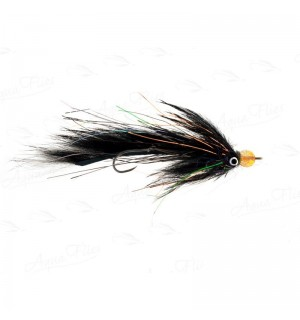 Egg Raider, black/orange