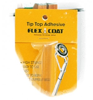 FLEX COAT top ring adhesive