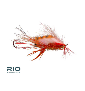 Ghostbuster Shrimp Red & Orange 2 (3 pcs)