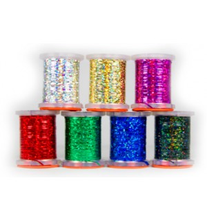 Holographic Flat Tinsel