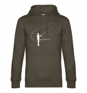 TRAUN RIVER Hoody Fly Caster