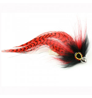 Predator Candy Tube Heavy, red grizzly