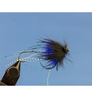 Klamath Intruder black/blue