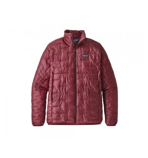 Patagonia Micro Puff Jacket, oxide red