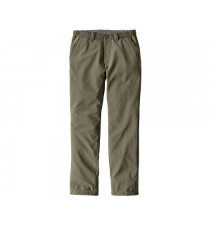Patagonia Shelled Insulator Pants, industrial green