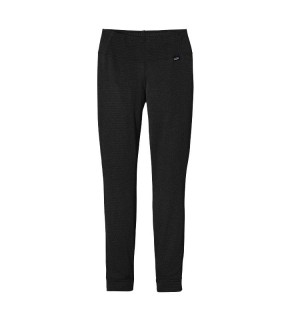 Patagonia Womens Capilene Thermal Weight Bottoms black