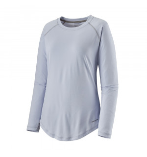 Patagonia Womens Tropic Comfort Crew, breaks blue