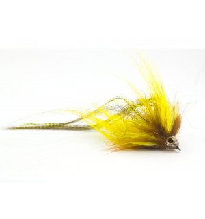 Pike Collector, Brown Trout #6/0