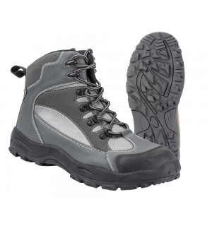 River Grip Superlight Wading Boot with rubber sole