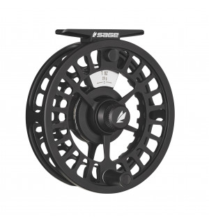 SAGE ESN Fly Reel, stealth