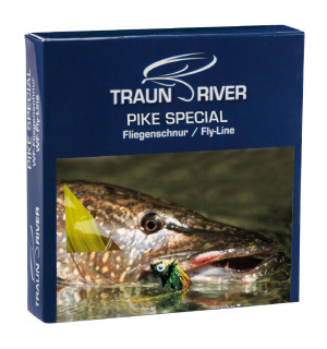 TRAUN RIVER Pike Special Fly Line
