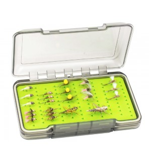 TRAUN RIVER Fly Box 1211 Silicon