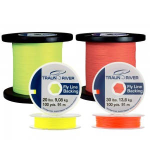 Fluorescent Fly Line Backing