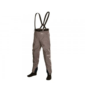 TRAUN RIVER Pro Shorty - Breathable Hip Wader