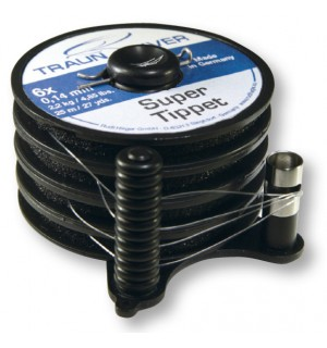 TRAUN RIVER Tippet Sampler with cutting station
