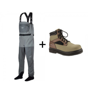 TRAUN RIVER Wading Outfit Gold (Tremont)