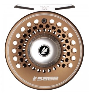 SAGE TROUT 4/5/6 Fly Reel