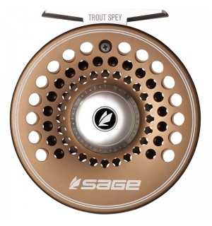 SAGE TROUT SPEY 3/4/5 Fly Reel