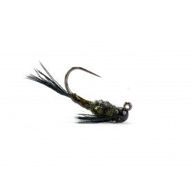 Two Bit Hooker Jig, dark olive