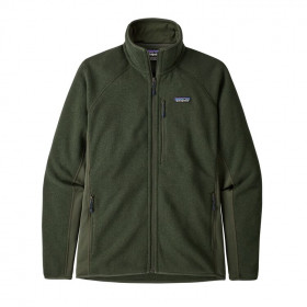 Patagonia Performance Better Sweater Fleece Jacket, alder green