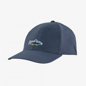 Patagonia Fitz Roy Trout Channel Watcher Cap, stone blue