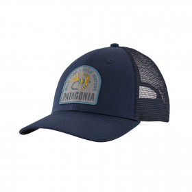 Patagonia Soft Hackle LoPro Trucker Hat, new navy