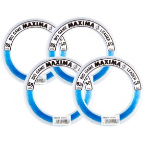 4er Pack Maxima Big Game, tuna blue