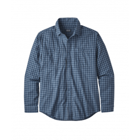 Patagonia Pima Cotton Shirt, prime: woolly blue