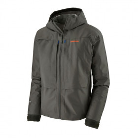 Patagonia River Salt Jacket, forge grey