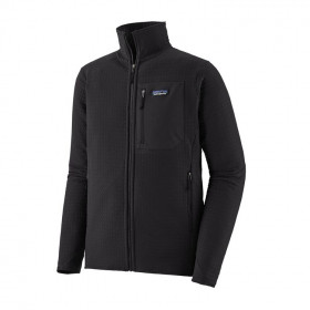 Patagonia M's R2 TechFace Jacket, black