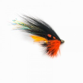 Black Temple Dog, Tungsten Conehead 6 cm