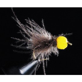 CDC Caddis Pupa