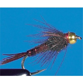 CDC Pheasant Tail Nymphe