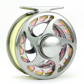 TRAUN RIVER DROP 5/6 Fly Reel - Platin Special Edition