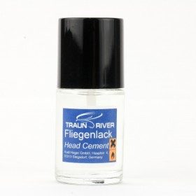 TRAUN RIVER Fly Varnish - Head Cement