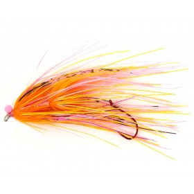 Intruder, orange/pink 9 cm