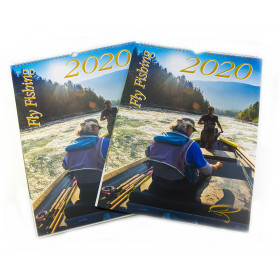 Calendar - Fly Fishing 2020