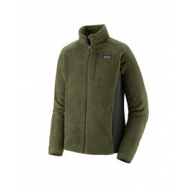 Patagonia R2 Fleece Jacket, industrial green