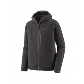 Patagonia M's Snap‐Dry Hoody, forge grey