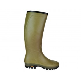 Le Chameau Knee Boot Country Vibram Jersey